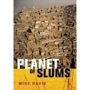 Planet of Slums Bookcover