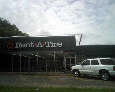Rent a Tire